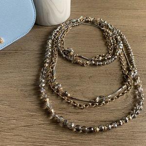 White House 🖤 Black Market versatile necklace